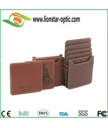Handmade Leather Custom Coaster Wholesale