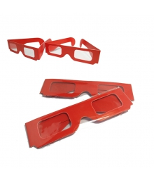 Hot Sale OEM Paper 3D Glasses With High Quality From China Supplier