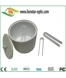 Promotional plastic ice bucket customized logo