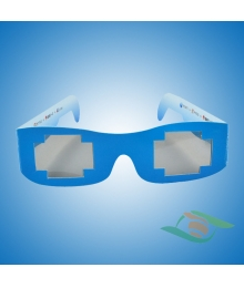 Paper Linear/Circular Polarized 3d Glasses With Customized Printing